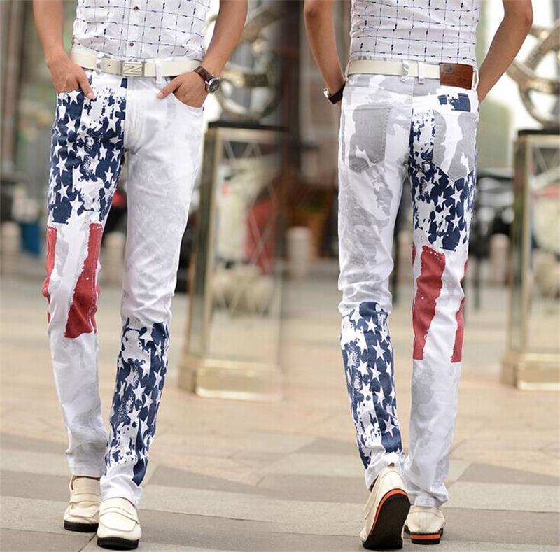 hot-sale men's cotton casual pants