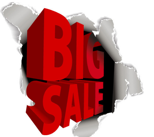 Year End Big Sale