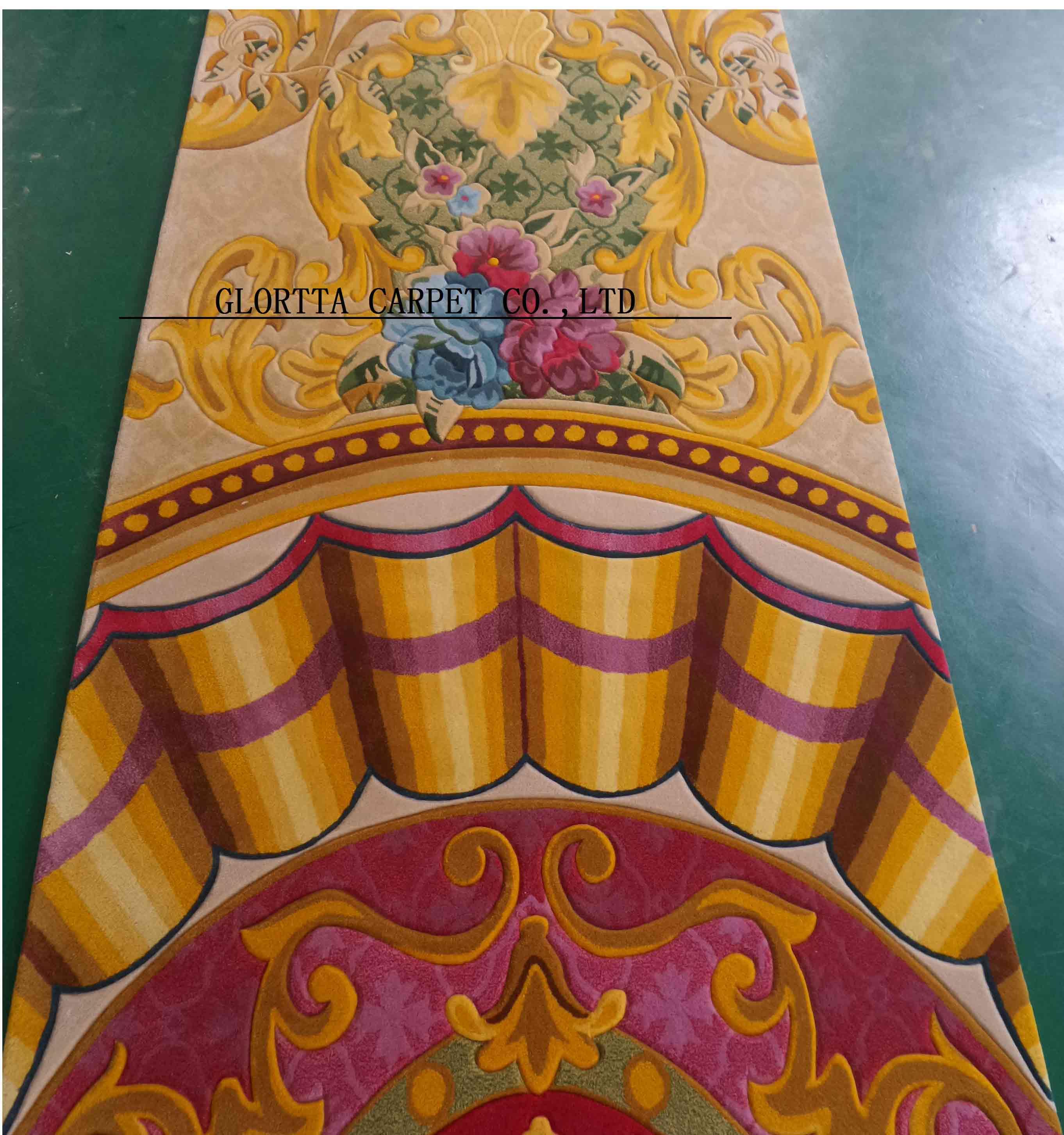 Handtufted rug