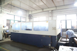 TruLaser cutting CNC machine