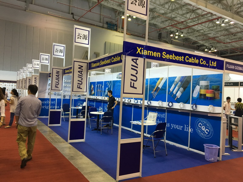 2015 Vietnam SECC Export Exhibition Show