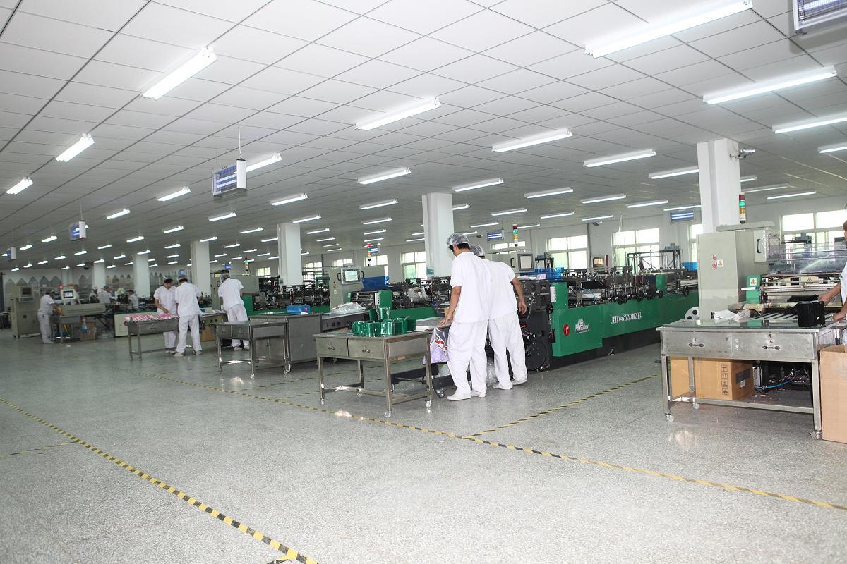 Advanced Equipments - Bag-Making Machine