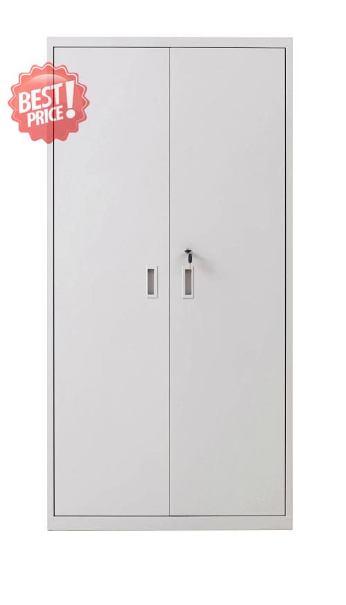 Steel High Storage Office Furniture with 3 Adjust Shelves Filing Cabinet
