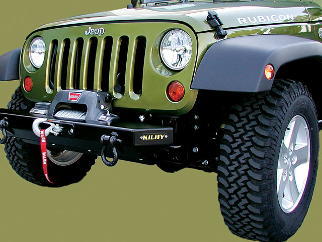 Off-Road Winch