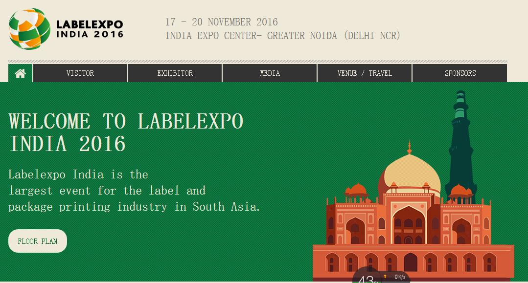LABELEXPO INDIA 2016