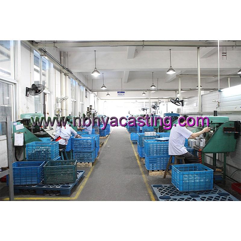 CNC Drilling Workshop