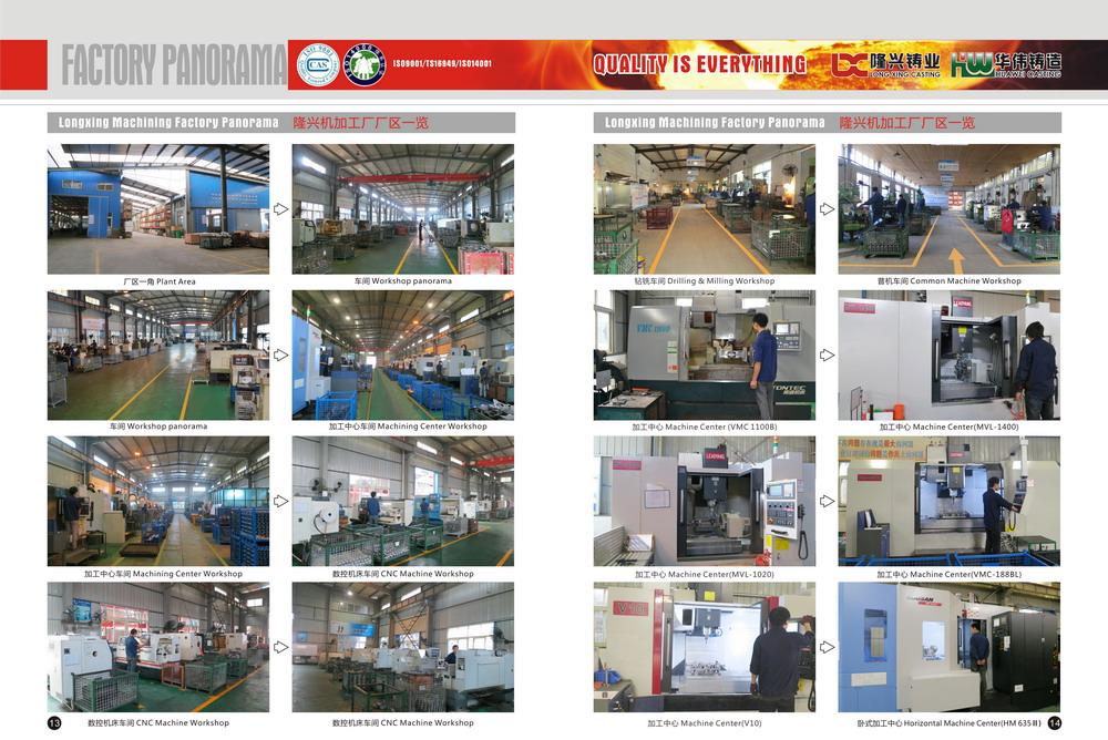 Machining Factory Panorama 1