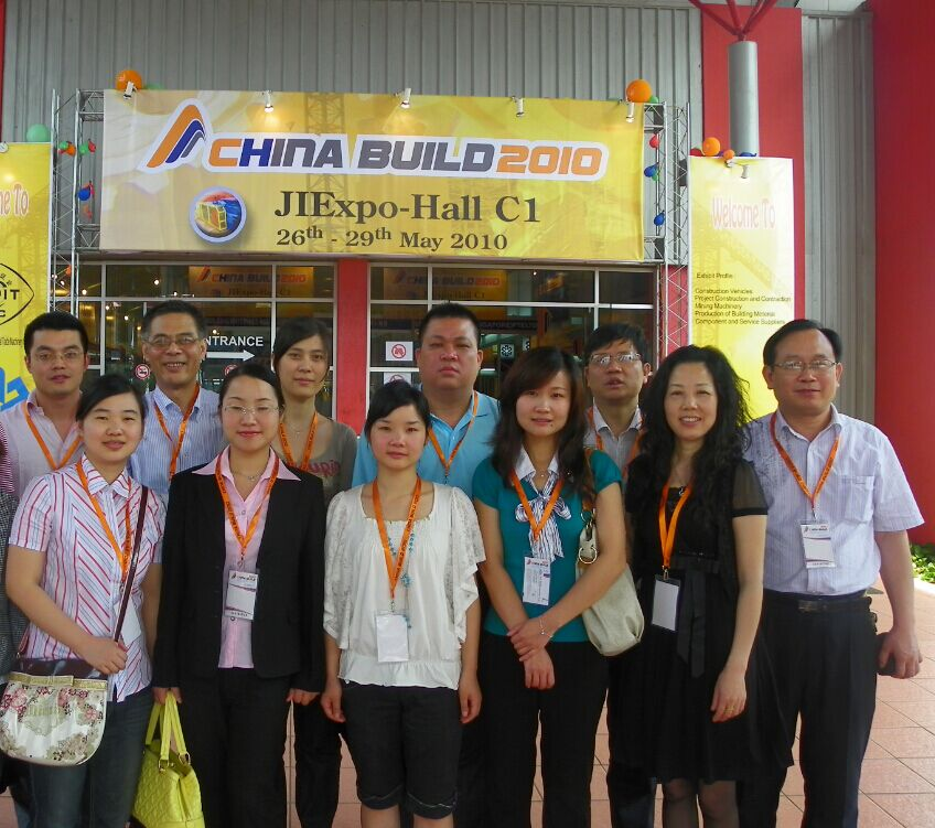 We attended China Bulid JIEXPO fair in indonesia