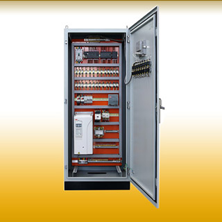 High quality cabinet for filter press
