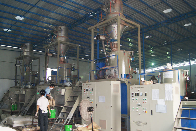 wpc production facility