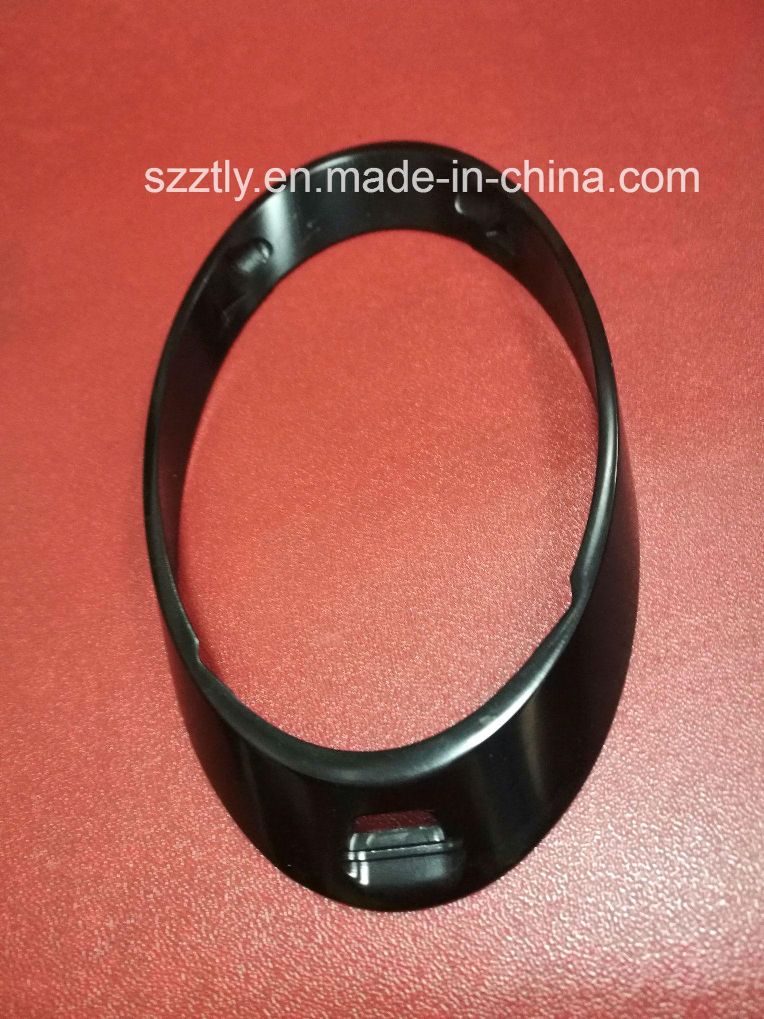 Customized Aluminium Oval Tube by Precision CNC Machininig