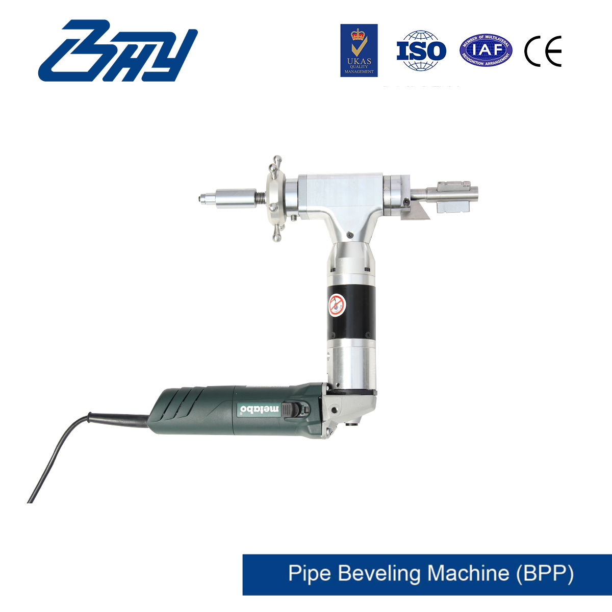 ID Mounted Pipe Beveling Machine