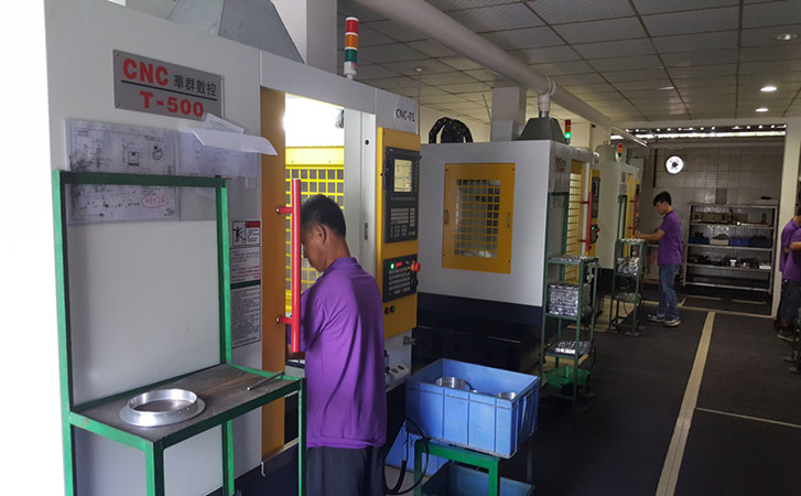 CNC center 1