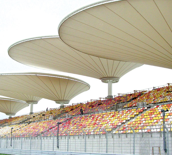Shanghai F1 International Velodrome