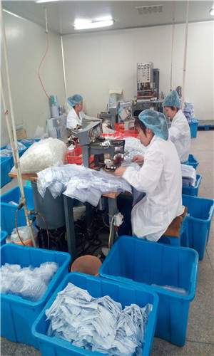 Urine Bag production line