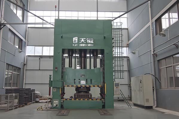 YT27-630 Single moving sheet drawing hydraulic press