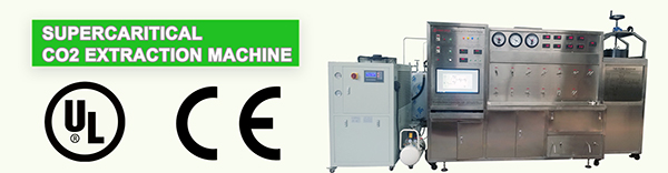 CE FOR SUPERCRITICAL EXTRACTION MACHINE