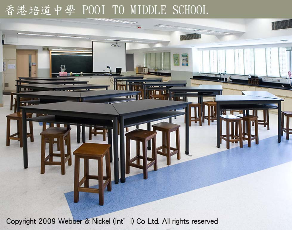 Study desk for POOI to middle school