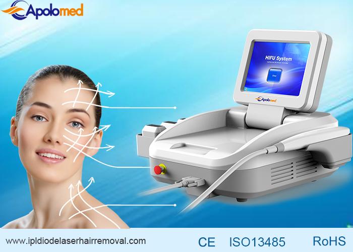 Hifu High Intensity Focused Ultrasound Skin Rejuvenation beauty Machine