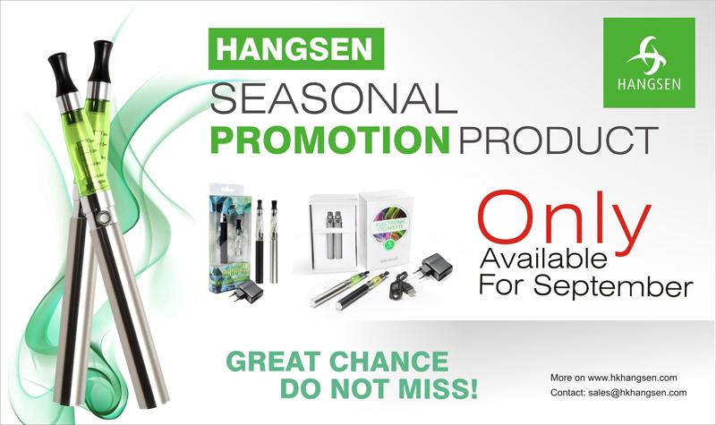 Seasonal Promotion Product on September
