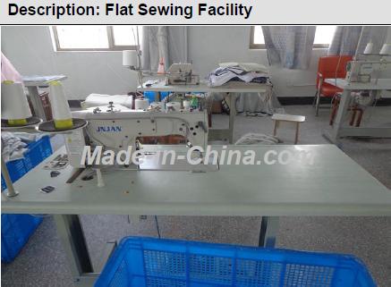 flat sewing faciliy