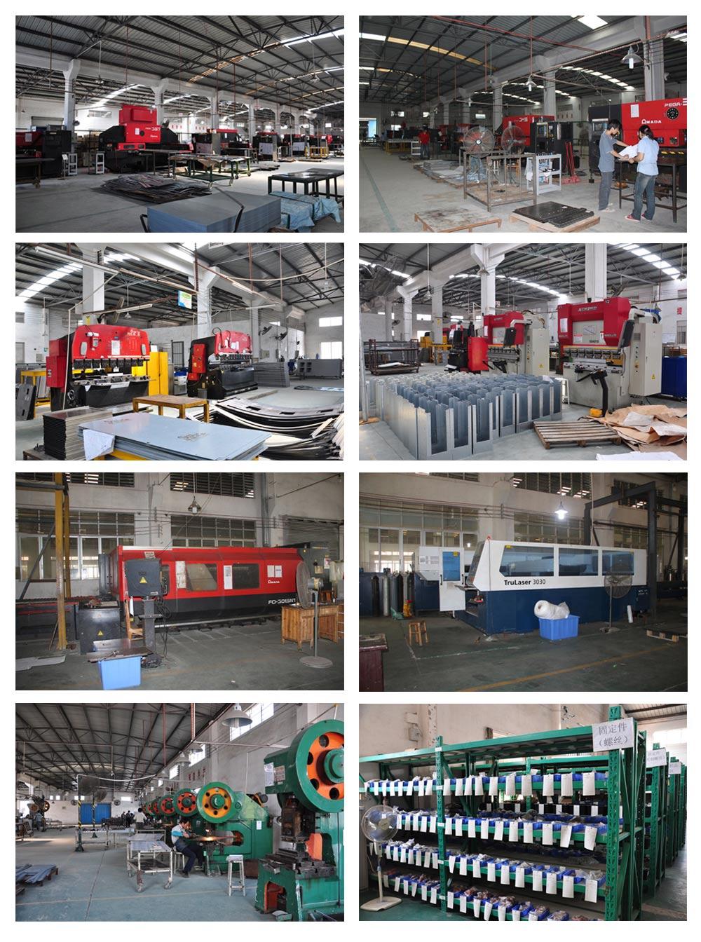 sheet metal fabrication workshop