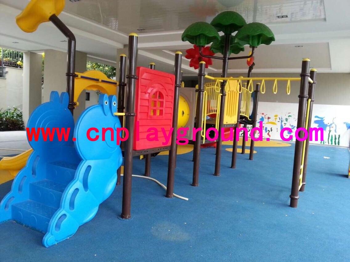 outdoor playground for Canada International School