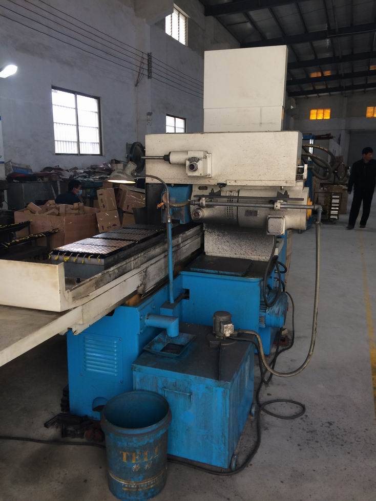 grinder machine for Magnetic lock , Electronic lock
