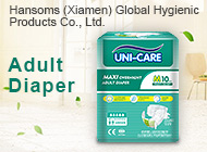 Disposable Velcro Magic Tape Hold Adult Diapers OEM Manufacturer