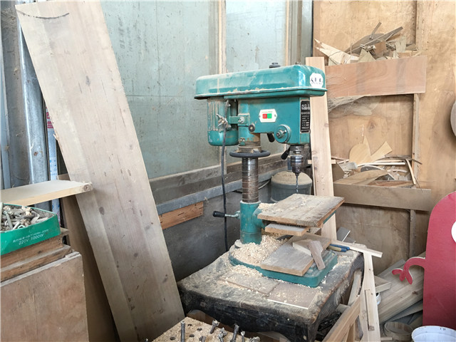 3.Bench Drilling