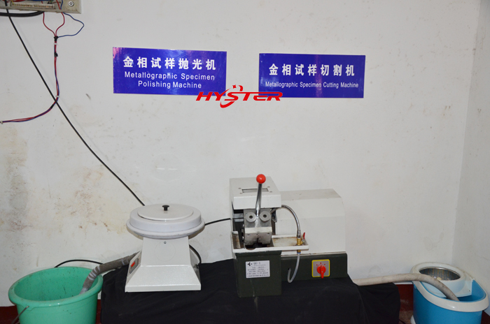 Metallographic Specimen Polishing Machine and Cutting Machine