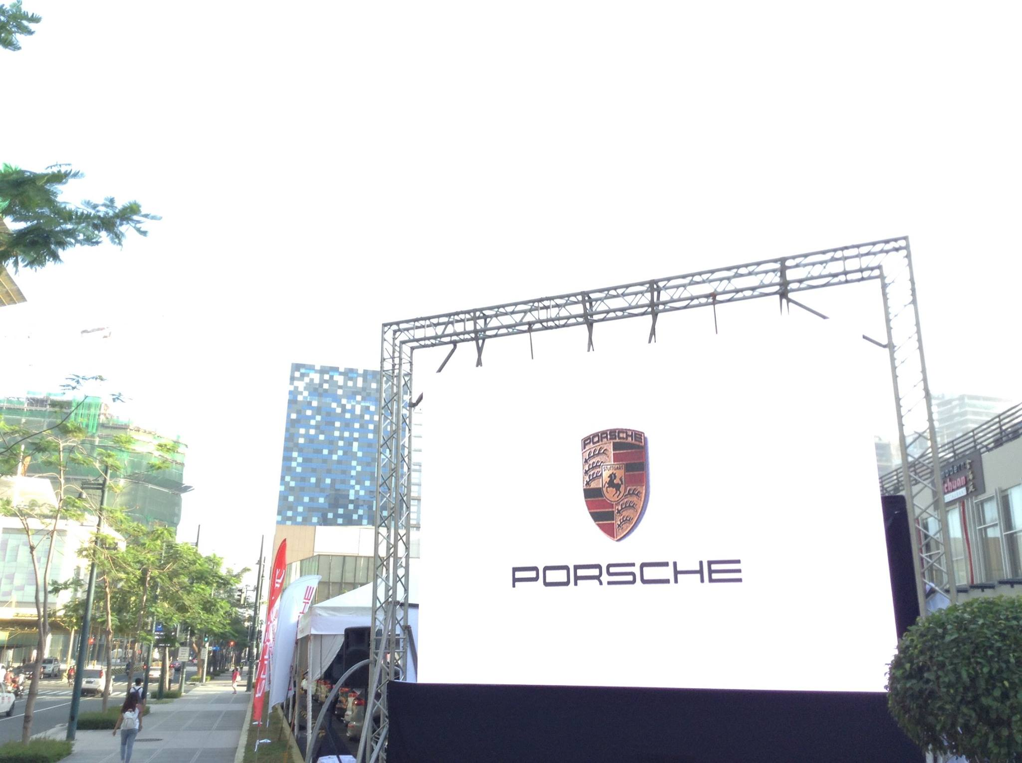Hydro-6 on Porsche Promotion
