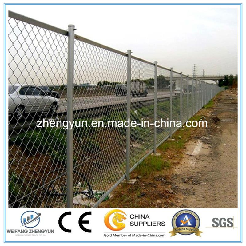 Chain Link Fence Weave Mesh,metal fence