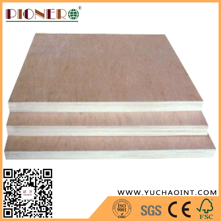 Red Hardwood Plywood