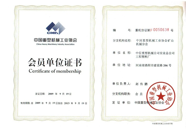Certificates & Honors