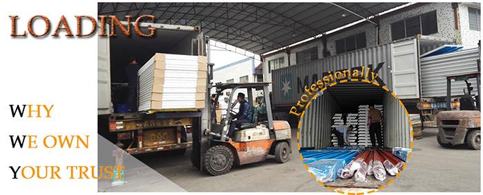Loading the Sri Lanka Pre Built Modular Homes Order