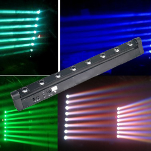 8*10w led eight eyes beam effect light/led effect light/stage light