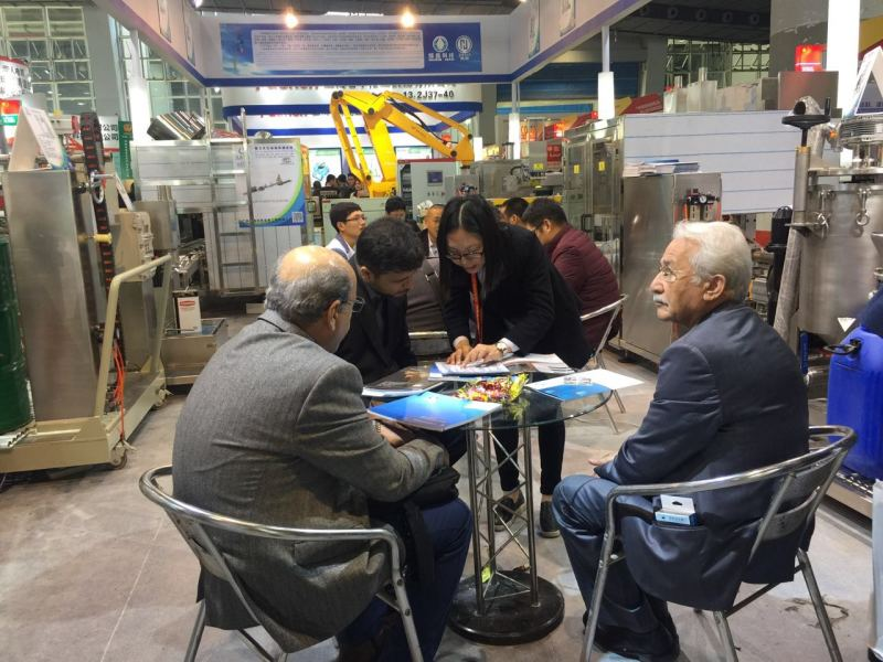 2016 Chinacoat International exhibition