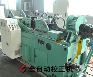 Automatic correction machine