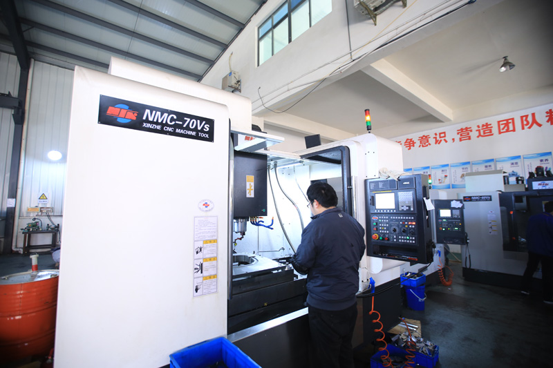 CNC Machining Center Max Table SIze:1100*1100M