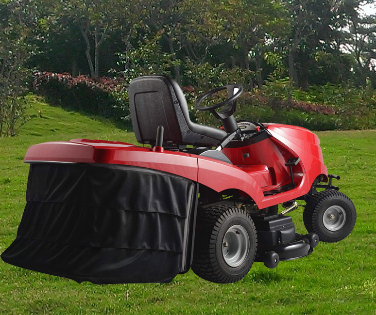 How to use a Ride on mower