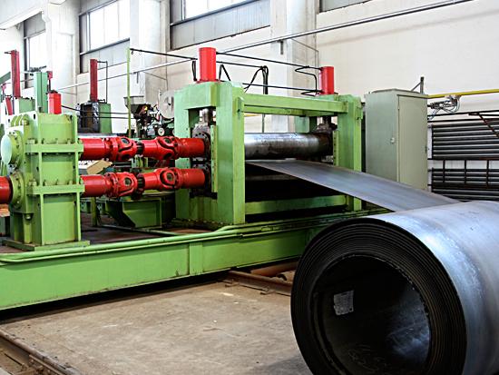 Carbon Steel Welded Line 1