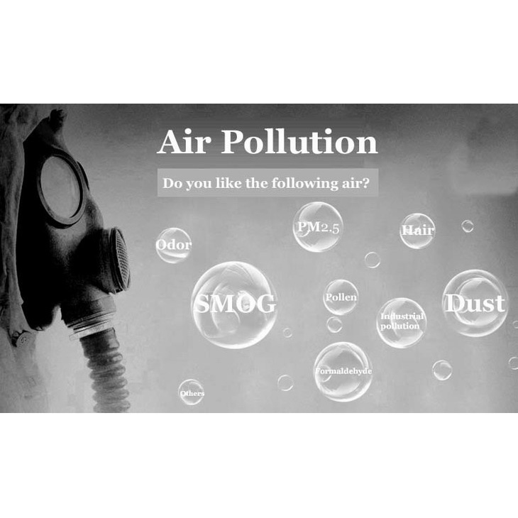 Why we need air purifier