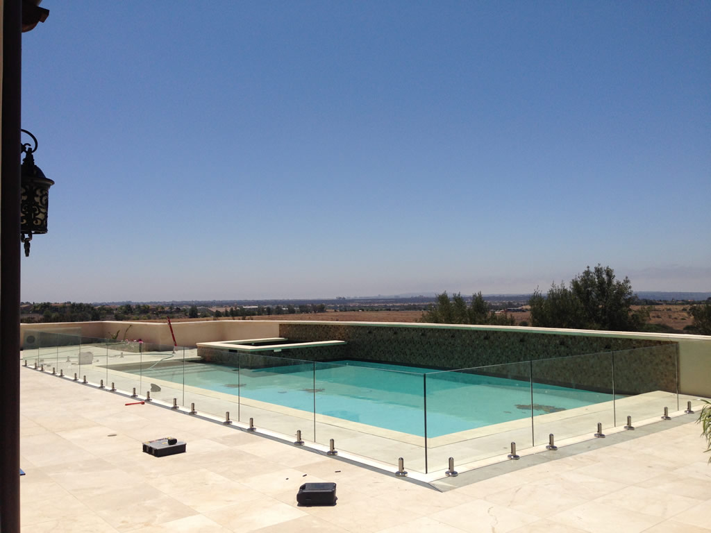 New Zealand Swimming Pool Fence Project