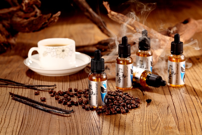 As Time Goes by/30ml Coffee and Vanilla Flavor E-liquid
