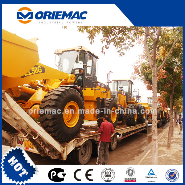 Ethiopia - 10 Units XCMG Wheel Loader ZL50G