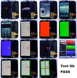 Testing Mobile Phone LCD