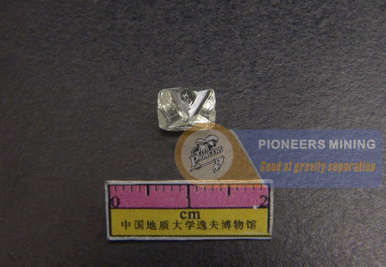 Diamond Separation Technology and Equipment
