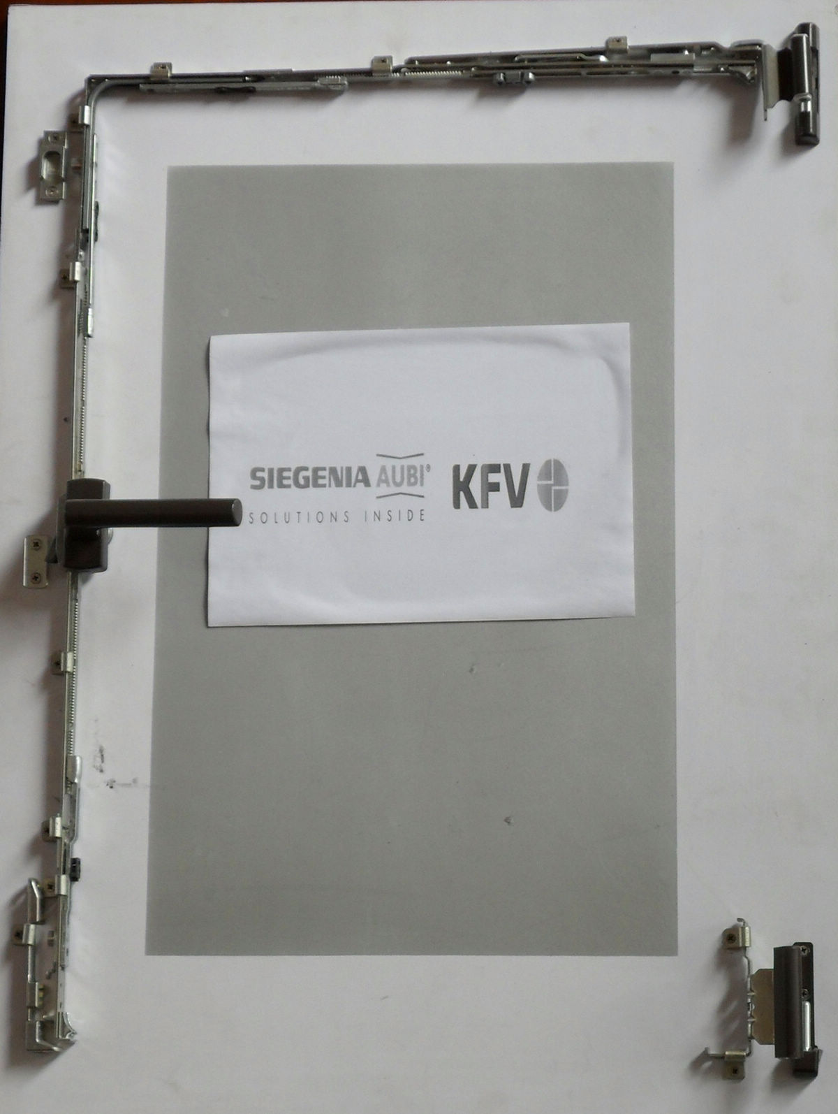 Siegenia Hardware from Germany