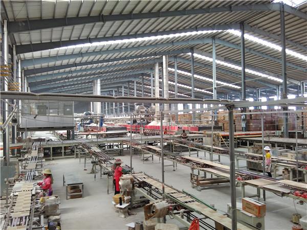 produciton line